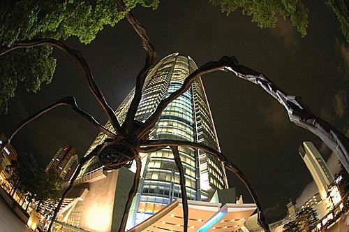 Roppongi, Tokyo....the spider....