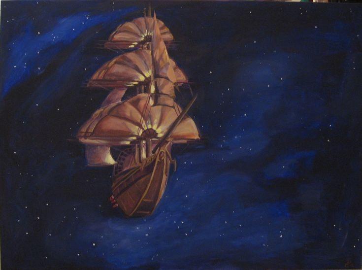Treasure Planet by captainhawkeh.deviantart.com on @deviantART