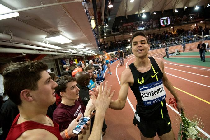 Millrose Games' Glamour Is Diminished; Prestige Is Not - The New York Times