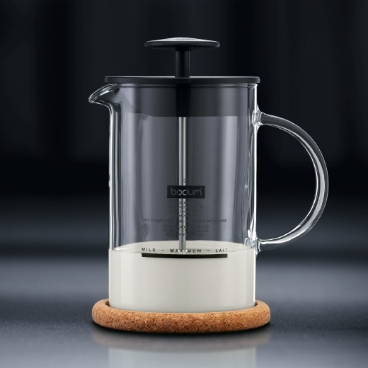 Bodum Milk Frother - beautiful and it works so well.