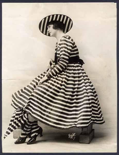"""Costume de bain""   Bathing costume 1916"