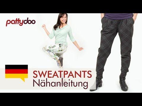 Sweathose nähen | pattydoo Nähblog