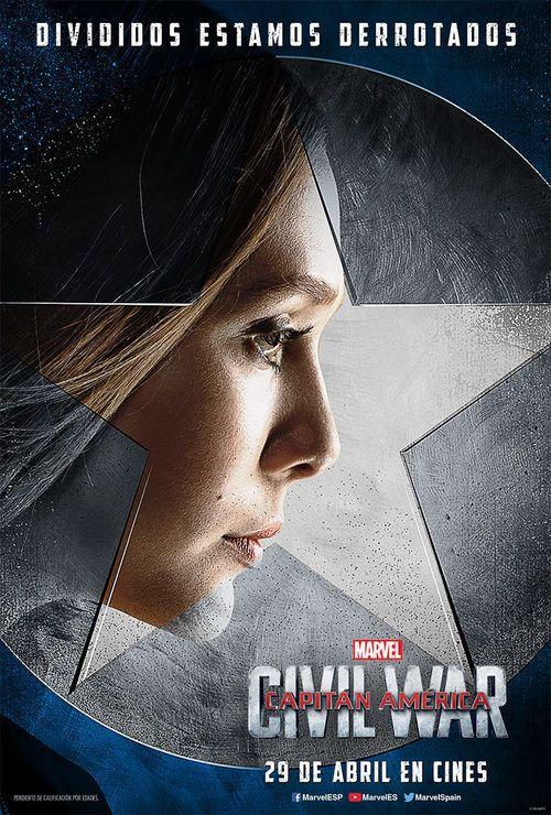 Watch Captain America: Civil War (2016) Full Movie Online Free