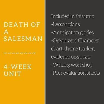 Bernard Death of a Salesman research paper topics