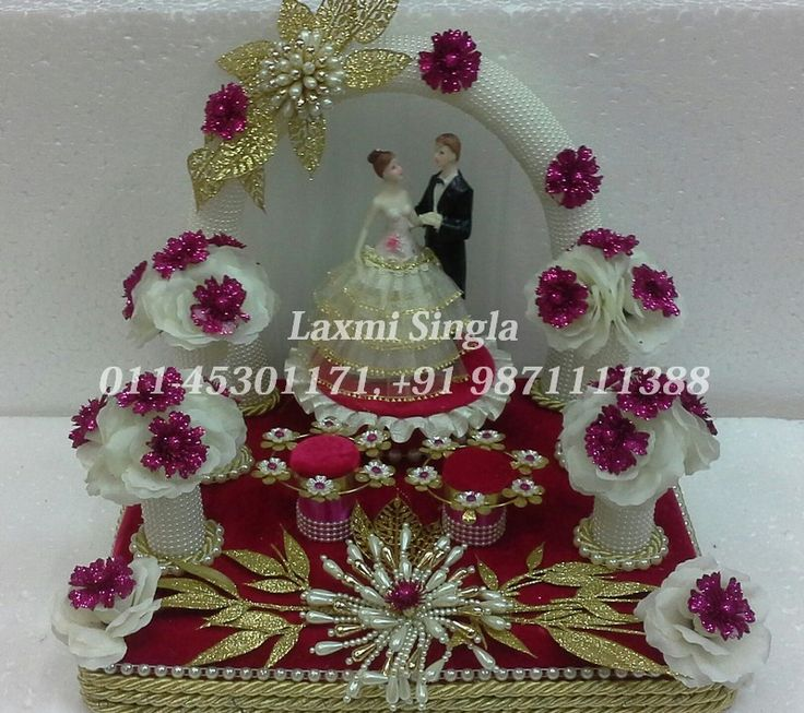 rs.3000/- designer wedding ring ceremony patter. Cont. 9871111388
