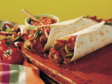 Fajitas. Me encanta la comida mexicana !!!