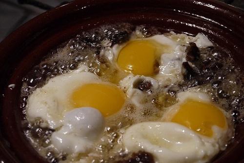 "Moroccan Breakfast - Tagine Of ""Bed Bel Khlii"""