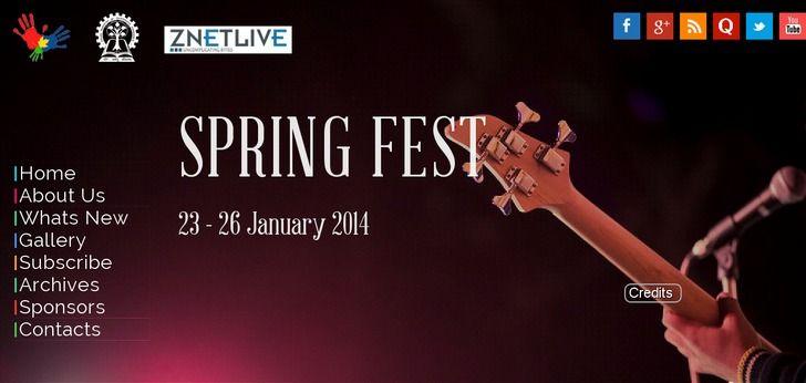 Spring Fest 2014