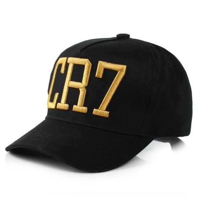 Newest Style Cristiano Ronaldo CR7 Hats Baseball Caps Hip Hop Caps Snapback Hats for Men Women High Quality