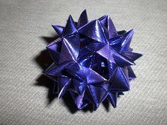 5.th.e: Tredimensionel julestjerne (luftig version)