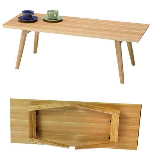 Low Fold Away Coffee Table