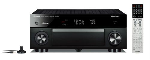Yamaha RXA1040 7.2-Channel Home Theater Receiver 7-channel Surround Sound with High Quality and Resolution: The Virtual CINEMA FRONT feature lets you place two surround speakers and a center speaker at the front to enjoy virtual 7-channel surround s http://www.MightGet.com/february-2017-1/yamaha-rxa1040-7-2-channel-home-theater-receiver.asp
