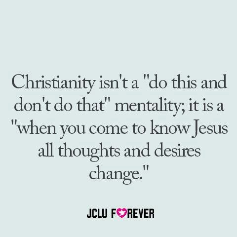 """New blog post: sharing my struggle with """"christianity.""""  Can you relate?"""
