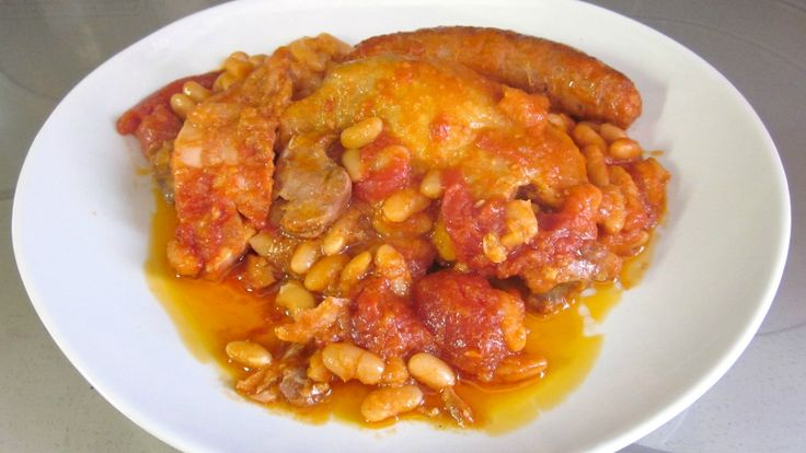 Cassoulet au cookéo