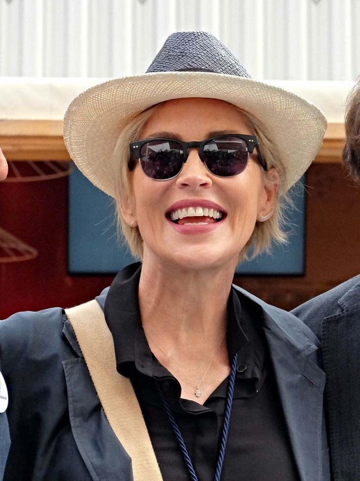 Sharon Stone ambassador to Expo