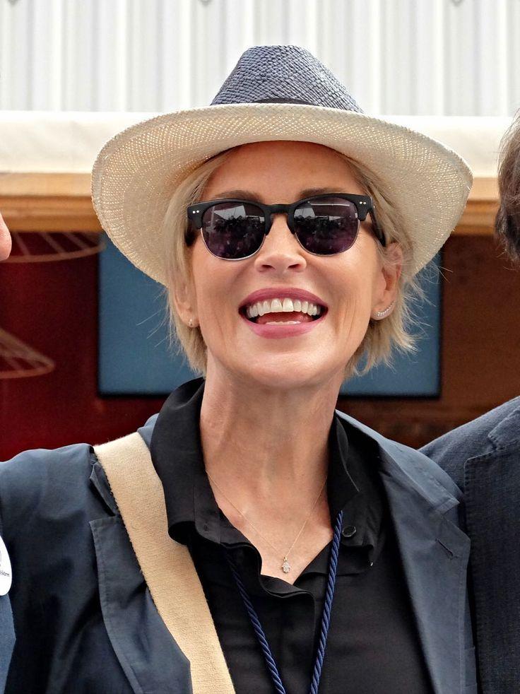 Sharon Stone ambassador to Expo