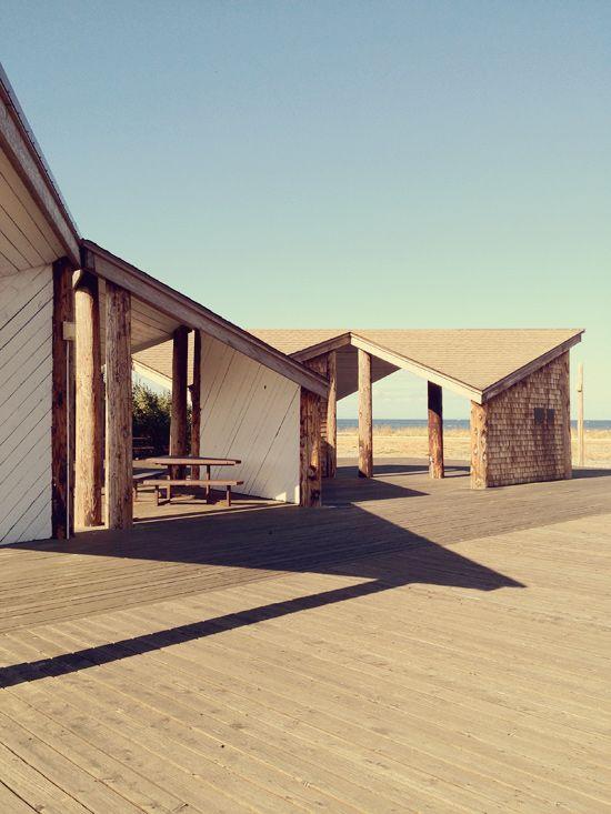 Lighthouse Marine Park : Summer  /  Point Roberts, Washington