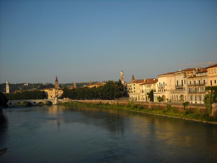 Dirò la verità: non mi aspettavo molto da Verona. Ma mi ha stupito.