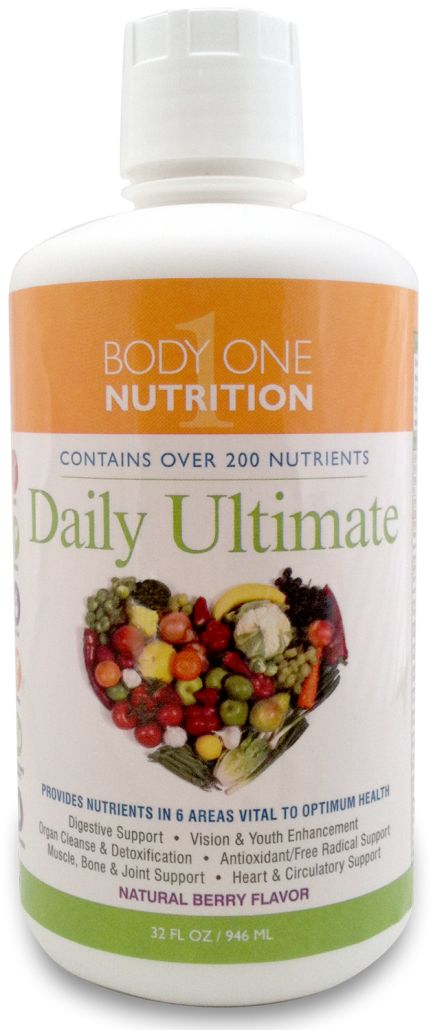Daily Ultimate Supplement is one of the most potent, easy to assimilate liquid multi-vitamin mineral supplements in the world!!!