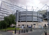 Always St James park- Newcastle upon Tyne