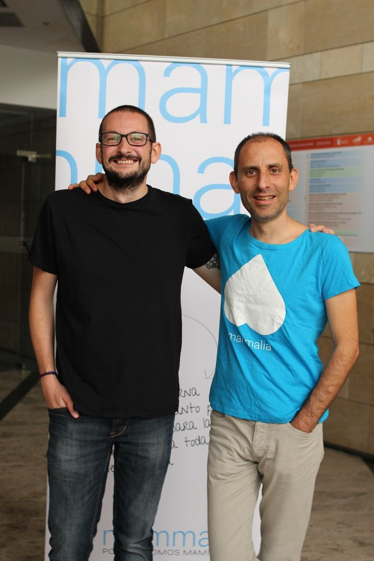 Alberto Soler y Julio Basulto. Fuente: Alberto Soler.