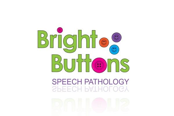 Bright Buttons Speech Pathology Log Design