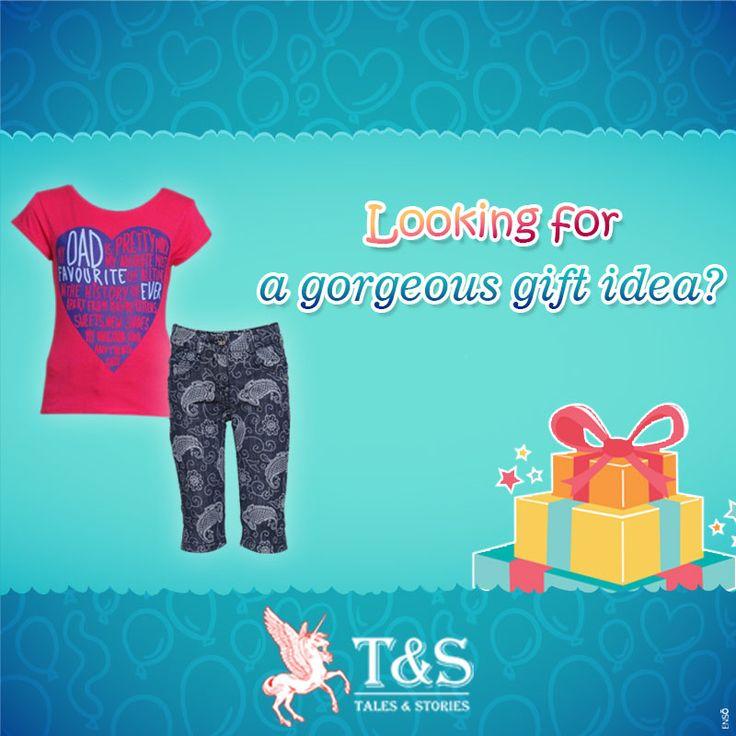 Gifting Ideas #kidswear #talesandstories