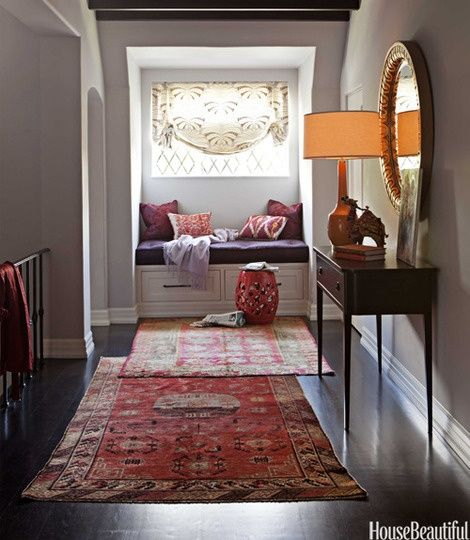 Trend Watch: Layered Rugs