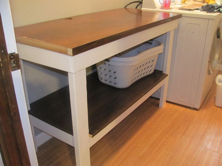 Best 25 Laundry Folding Tables Ideas On Pinterest