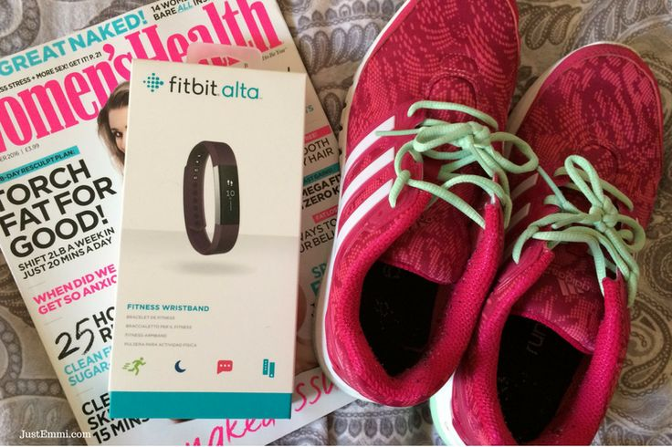 How my FitBit changed the way I look at my life justemmi.com