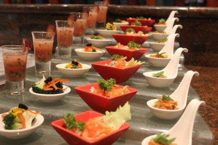 Terrace Cafe, Holiday Inn Resort Batam