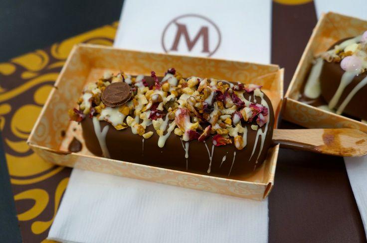 Design din egen Magnum-is i Companys Original på Strøget.