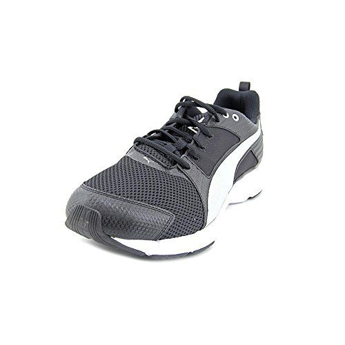 PUMA Mens Synthesis Training Shoe Black/Black/Puma Silver 11 M US https://trailrunningshoesusa.info/puma-mens-synthesis-training-shoe-blackblackpuma-silver-11-m-us/