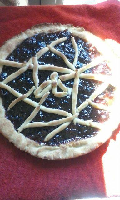 lericettediziasara: Crostatina di ciliegie ( tart cherries)