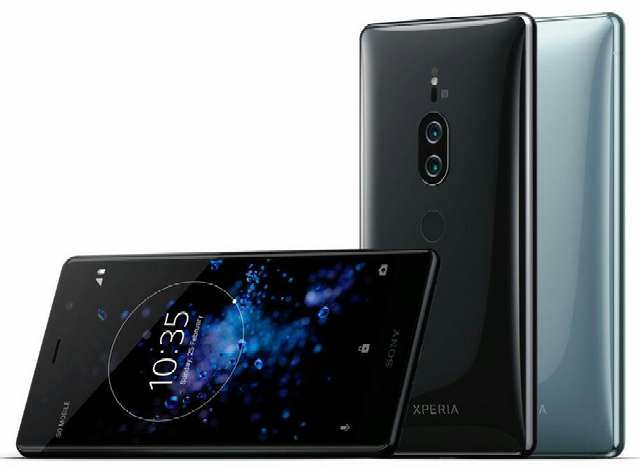 Sony Xperia Xz2 Premium Sony Claimed It Is The World S First Smartphone To Have Highest Iso Sensitivity For Video Re Sony Xperia Best Smartphone Latest Phones