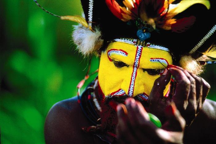 Papua New Guinea discovery