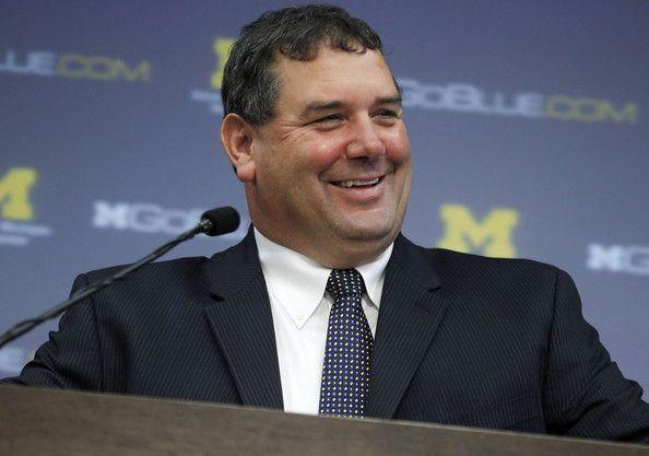University of Michigan Introduces Brady Hoke