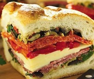Picnic Cobb Loaf from Tuscany