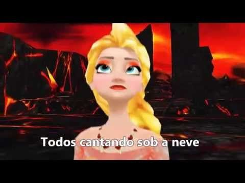 Que calor (Completo) - Paródia Frozen Let It Go