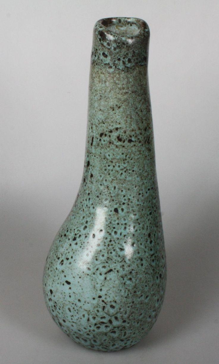 Mobach large organic vase 1950's