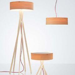 Lichtstudio Lichtdesign Leuchten · Lampade da terra · Meran Südtirol Italien