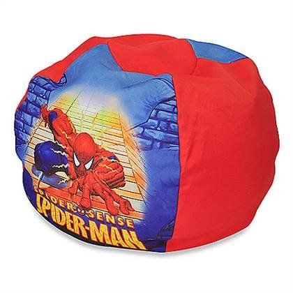 Spiderman Bean Bag Cool Bean Bag Pinterest Bean Bags