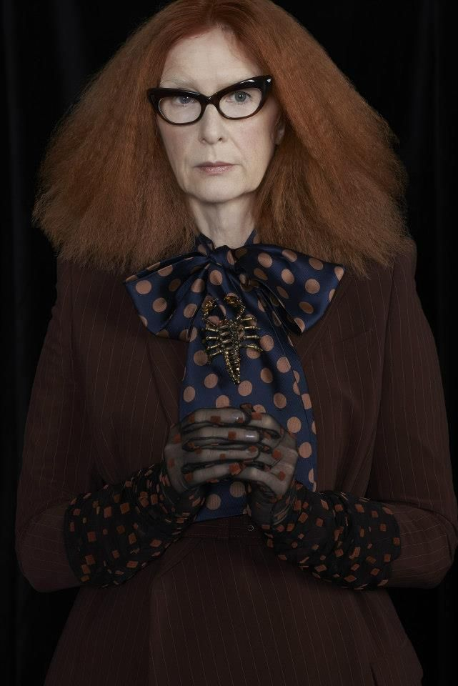 Frances Conroy as Myrtle Snow in Coven