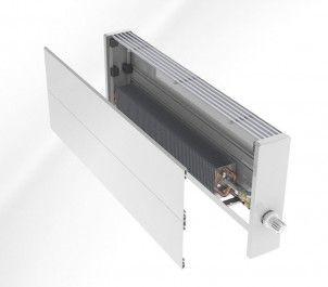 Конвектор напольного отопления Напольные конвекторы отопления с вентилятором Minib COIL - SU2 Артикул: 408-116-900 Напольный конвектор отопления с вентилятором Minib COIL - SU2 - это быстрореагирующий отопительный прибор с новым дизайном, относящийся к серии напольных конвекторов MINIB без вентиляторов