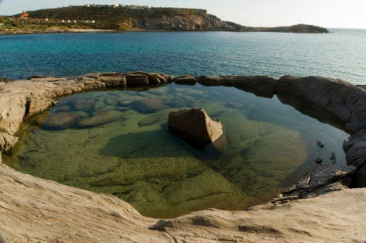Cala Sapone Sant'Antioco Island #Sardinia