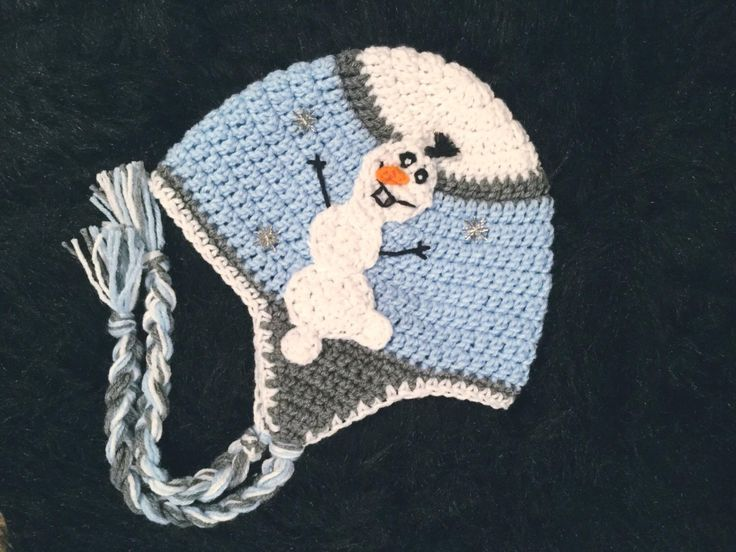 1000+ ideas about Crochet Olaf Hat on Pinterest Crochet Olaf, Olaf Hat and ...