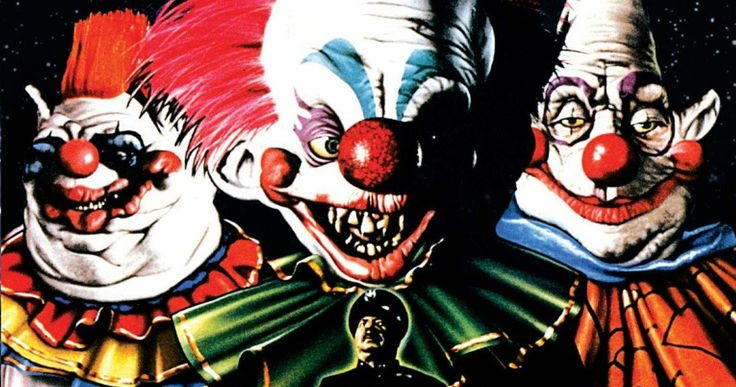 'Killer Klowns from Outer Space' TV Show Happening with Original Director -- 'Killer Klowns from Outer Space' director Stephen Chiodo reveals his TV series reboot will be both a sequel and a remake. -- http://movieweb.com/killer-klowns-from-outer-space-tv-show-stephen-chiodo/