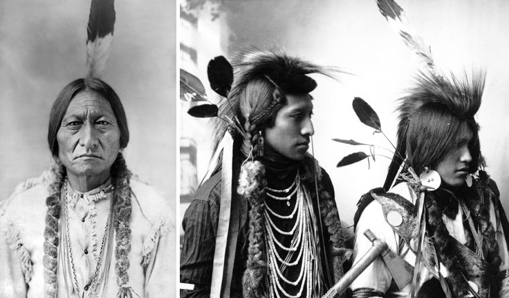 In the popular imagination, braids are synonymous with traditional Native American hairstyles. But the fact is, as there are more than 500 Native American tribes in North America, and each one had a different relationship to braids and their meanings.