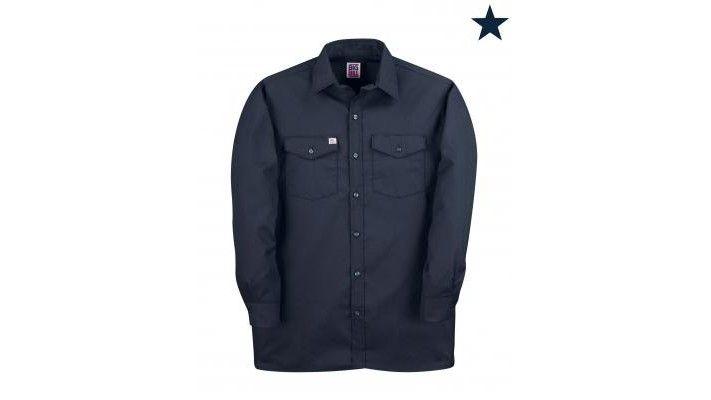Personnalisez vos chemises de travail avec le logo de votre entreprise -Broderie - Sérigraphie