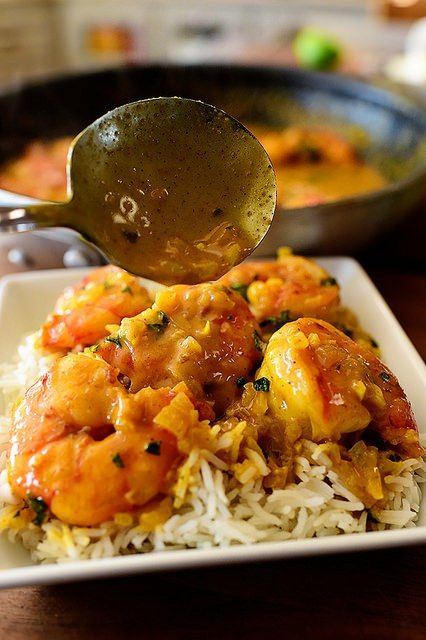 16 min meal Coconut Curry Shrimp Pioneer Woman